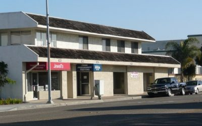 Clean Upstairs Professional Office in Central Grover Beach!